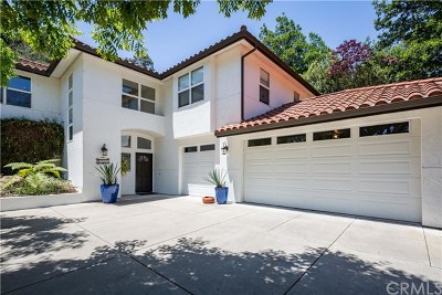 San Luis Obispo Single Family Home For Sale: 1957 Royal Way