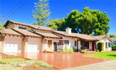 San Luis Obispo CA Single Family Home For Sale: $1,289,000