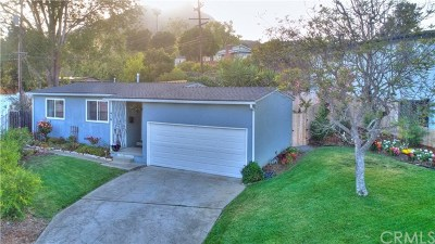 San Luis Obispo Single Family Home For Sale: 416 Patricia Drive