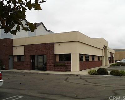 San Luis Obispo County Commercial Lease For Lease: 3421 Empresa #B