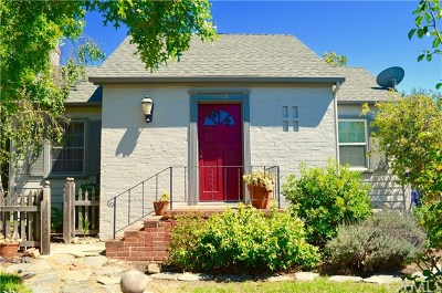 San Luis Obispo CA Single Family Home For Sale: $819,000
