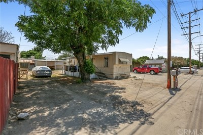 Porterville Multi Family Home For Sale: 42 S Cottage Street