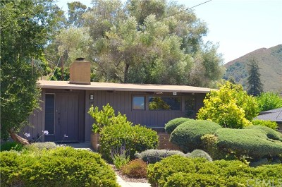 San Luis Obispo Single Family Home For Sale: 144 Henderson Avenue