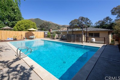 San Luis Obispo CA Single Family Home For Sale: $775,000