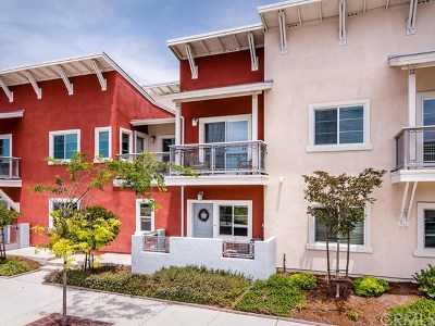 San Luis Obispo Condo/Townhouse For Sale: 814 Lawrence Drive