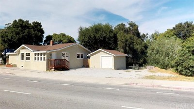 San Luis Obispo County Commercial For Sale: 106 Santa Rosa Street