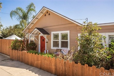 San Luis Obispo CA Single Family Home For Sale: $699,999