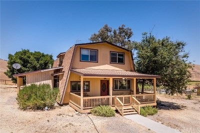 San Miguel Single Family Home For Sale: 77924 Vineyard Canyon Road