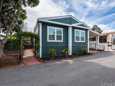 San Luis Obispo CA Mobile Home For Sale: $249,000