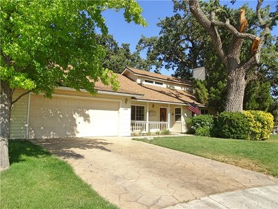 Templeton Single Family Home For Sale: 200 Gaucho Court