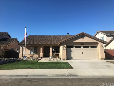Santa Maria Single Family Home For Sale: 522 Monterey Road