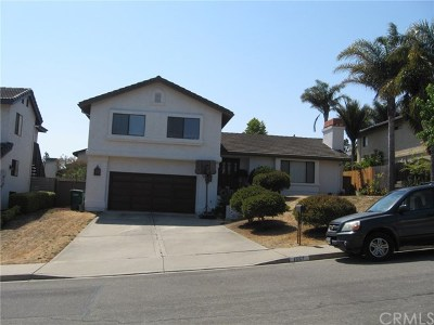 San Luis Obispo CA Single Family Home For Sale: $849,000