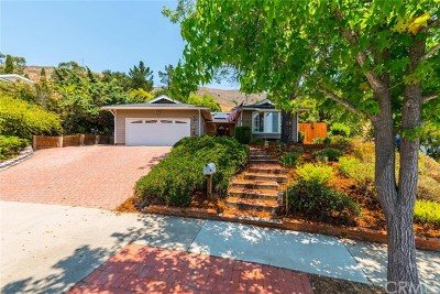 San Luis Obispo CA Single Family Home For Sale: $999,999