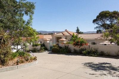 San Luis Obispo CA Single Family Home For Sale: $1,379,000