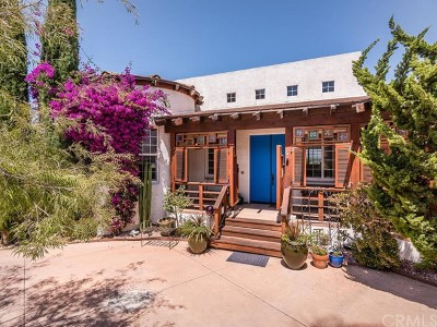 San Luis Obispo Single Family Home Active Under Contract: 524 Mason Way