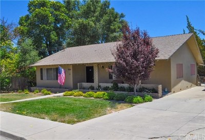 Paso Robles Multi Family Home For Sale: 2826 Oak Street