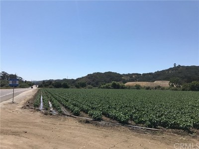 San Luis Obispo County Residential Lots & Land For Sale: Edna Road