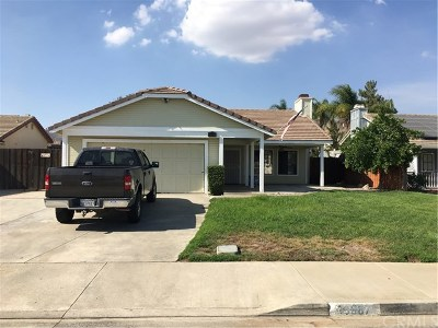 Wildomar Single Family Home For Sale: 33887 Barrengo Drive