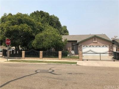 Tulare Single Family Home For Sale: 2150 W Merritt Avenue