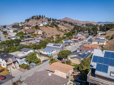 Cayucos Residential Lots & Land For Sale: 245 Cerro Gordo Avenue
