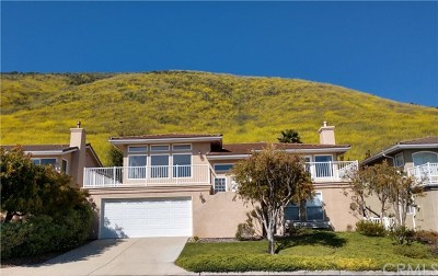 Pismo Beach Single Family Home For Sale: 208 Foothill Road