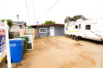 Los Osos Single Family Home For Sale: 2041 Ferrell Avenue