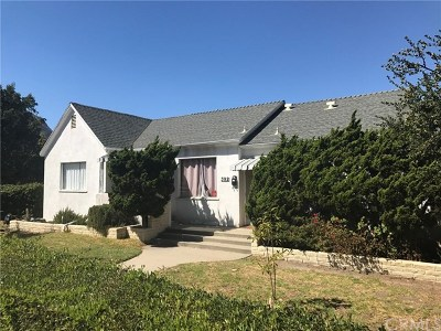 San Luis Obispo Multi Family Home For Sale: 392 E Foothill Boulevard