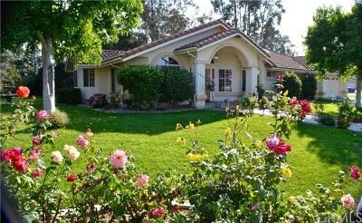 Nipomo Single Family Home For Sale: 1111 Middle Ridge Lane