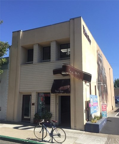 San Luis Obispo Commercial For Sale: 1027 Marsh Street