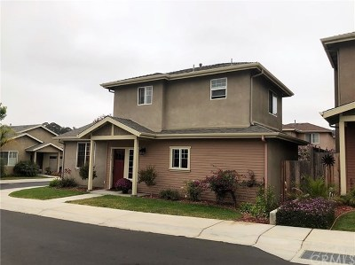 San Luis Obispo County Single Family Home For Sale: 1515 Nabal Court
