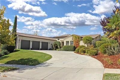 Paso Robles Single Family Home Active Under Contract: 915 Salida Del Sol Drive