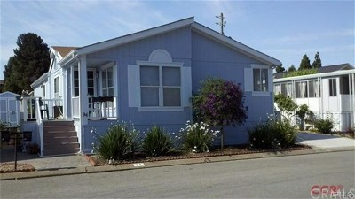 San Luis Obispo CA Mobile Home For Sale: $242,500