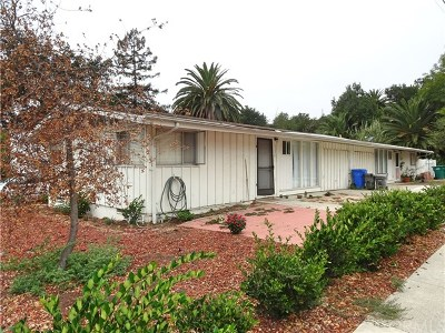 San Luis Obispo Multi Family Home For Sale: 727 Park Avenue