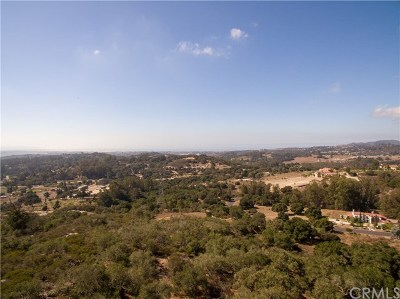 Pismo Beach, Arroyo Grande, Grover Beach, Oceano Residential Lots & Land For Sale: 1480 Sugar Bush Court