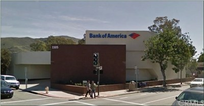 San Luis Obispo County Commercial Lease For Lease: 1105 Higuera Street