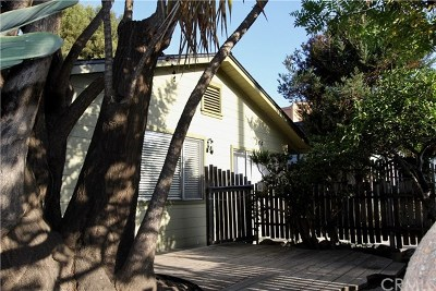 Pismo Beach Single Family Home For Sale: 344 Santa Fe Avenue