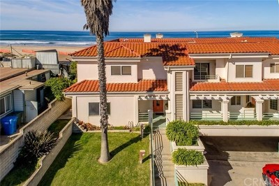 Pismo Beach, Arroyo Grande, Grover Beach, Oceano Multi Family Home For Sale: 1258 Strand Way