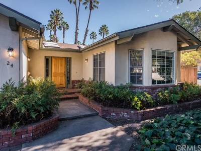 San Luis Obispo CA Single Family Home For Sale: $749,000