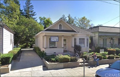 San Luis Obispo County Commercial Lease For Lease: 1129 Marsh Street