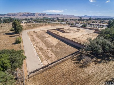 San Luis Obispo County Residential Lots & Land For Sale: 3 Primrose Lane