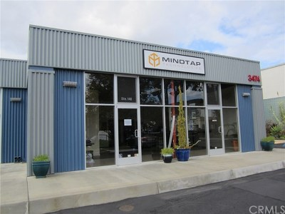 San Luis Obispo County Commercial Lease For Lease: 3474 Empresa Drive #140