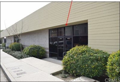 San Luis Obispo County Commercial Lease For Lease: 3195 McMillan Avenue #B