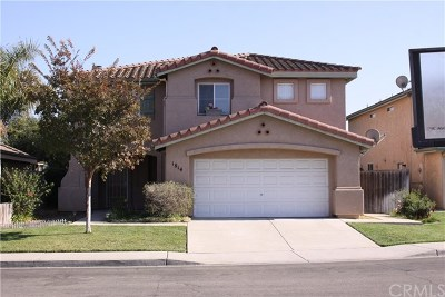 Santa Maria Single Family Home For Sale: 1814 Duke Drive