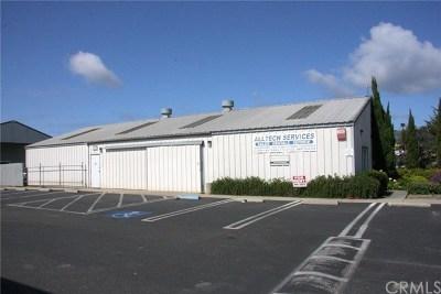 San Luis Obispo Commercial Active Under Contract: 202 Tank Farm Road
