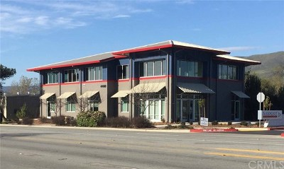 San Luis Obispo County Commercial Lease For Lease: 4460 Broad Street