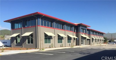 San Luis Obispo County Commercial Lease For Lease: 4476 Broad Street