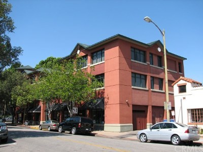 San Luis Obispo County Commercial Lease For Lease: 641 Higuera Street #300