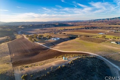 Templeton, Paso Robles Residential Lots & Land For Sale: 7201 Airport Road