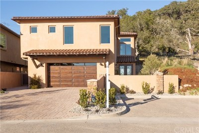 Avila Beach, Pismo Beach, San Luis Obispo Single Family Home For Sale: 5465 Shooting Star Lane