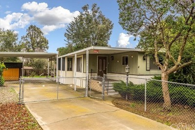 San Luis Obispo County Manufactured Home Active Under Contract: 643 Beverly Drive
